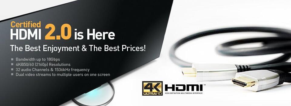 HDMI2.0-cable